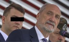 Antoni Macierewicz broni Bartłomieja M. Misia