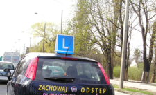 Stracił prawo jazdy, ale chciał egzaminować instruktorów