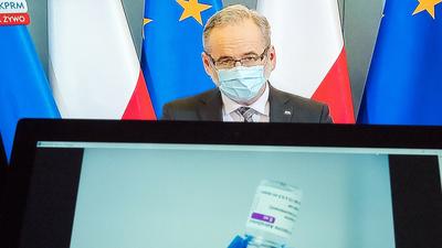 Minister Zdrowia o szczepieniach dzieci