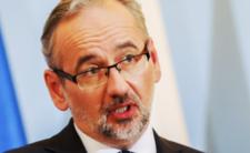 Minister Zdrowia Adam Niedzielski nie potwierdza znoszenia obostrzeń