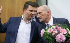 Bartłomiej Misiewicz wyszedł na wolność... ale czy na długo?