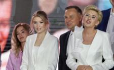Kinga Duda skrytykowana za przemówienie - Młynarska przesadziła?