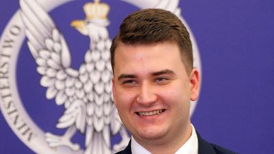 Bartłomiej Misiewicz i pierwszy wywiad po wyjściu na wolność