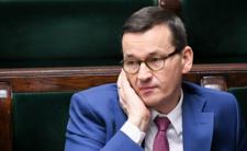 """Maeusz Morawiecki przeprosił za """"wygrywanie z pandemią"""""""