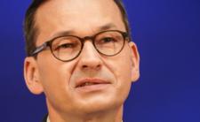 MATEUSZ MORAWIECKI ROZWŚCIECZYŁ UE