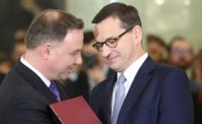 Mateusz Morawiecki ostrzega przed wyborami: tylko Duda ocali Polskę