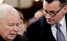 Jarosław Kaczyński oddaje władzę? Namaścił Morawieckiego