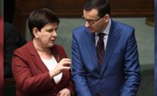 Premier Morawiecki może oberwać za wybory. Szydło broni go jak lwica