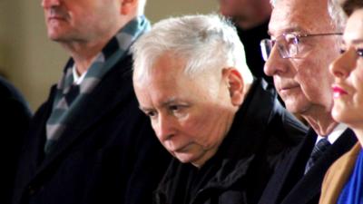 Msza święta w 7. rocznicę śmierci Jadwigi Kaczyńskiej