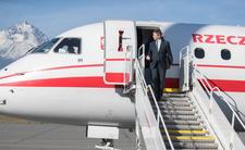 Kuchciński Travel. Tania linia lotnicza dla rodziny marszałka [MEMY]