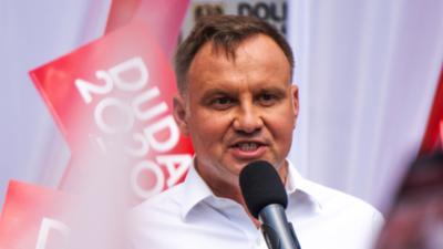 Andrzej Duda ułaskawił 95 osób, w tym domowych katów
