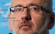 Adam Niedzielski okłamuje Polaków?