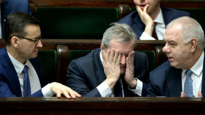 Banaś i NIK kontra prezydenckie wybory kopertowe. Zawiadomienie do prokuratury