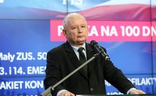 Nowa piątka Kaczyńskiego, ma na nią 100 dni. Wyborcom opadły szczęki
