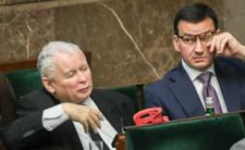 Kaczyński znalazł nową polityczną miłość? Kochał ale porzuci?