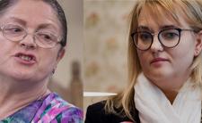 Krystyna Pawłowicz atakuje Magdalenę Adamowicz