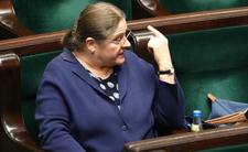 Krystyna Pawłowicz po filmie Sekielskiego atakuje homoseksualistów i nauczycieli