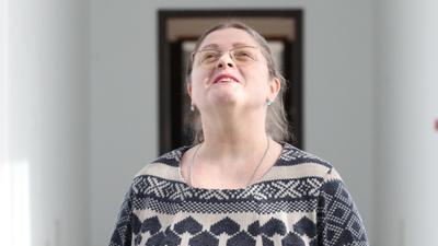 Krystyna Pawłowicz modli się na Twitterze - czy Bóg pokona jej wrogów?