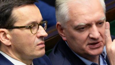 Jarosław Gowin straszy wyższymi podatkami