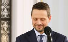 Rafał Trzaskowski na prezydenta. PiS szuka haków