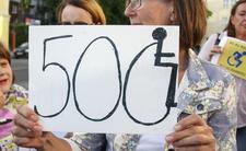 PiS ustalił 500 plus dla niepełnosprawnych