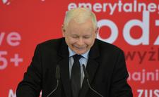Jarosław Kaczyński chce... bronić praw człowieka. Jak? Padniecie