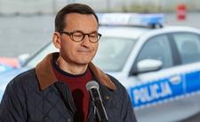 Mateusz Morawiecki w rękach policji?