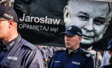 Policja na usługach Jarosława Kaczyńskiego?