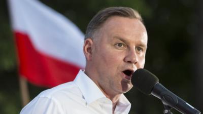 Andrzej Duda zyskał zaskakujące poparcie