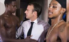 Prezydent Francji chce pokoju... a może wyczuł wielki interes?