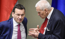 """Kornel Morawiecki nie zapłacił za remont biura bo """"nie ma pieniędzy"""""""
