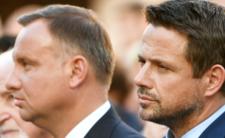 Sondaż. Andrzej Duda przegrywa wybory