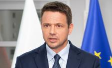 Rafał Trzaskowski przerywa kampanię