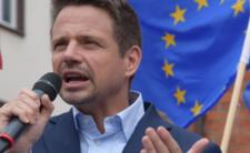Trzaskowski rozmawiał z Obamą - załatwił coś dla Polski?