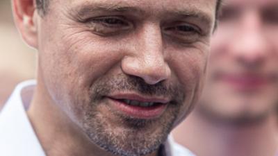 Rafał Trzaskowski zaczynał od TVP?! Nieznane fakty z młodości