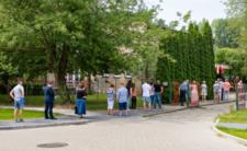 Wybory prezydenckie. Polacy poszli do urn
