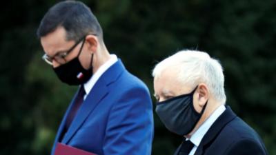 Rząd Mateusza morawieckiego traci poparcie