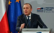 Grzegorz Schetyna zadał pięć pytań Kaczyńskiemu
