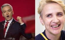 Scheuring-Wielbus i Biedroń razem do wyborów? Wiosna zdradza plany
