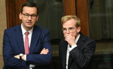Nowa brama do Sejmu. Rząd szykuje się do wyjścia?