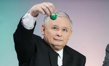 Jarosław Kaczyński sam na Wielkanoc