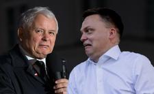 Kaczyński i Hołownia są na siebie skazani?