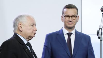 Jarosław Kaczyński wraca do rządu