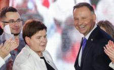 Beata Szydło komentuje wynik wyborów