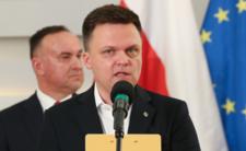 Hołownia chce do Sejmu - czy zdąży przed 2050 rokiem?