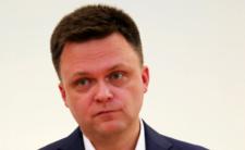 Szymon Hołownia okradziony. Zabrali mu Polskę 2050