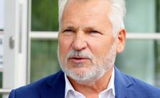 Młody Aleksander Kwaśniewski