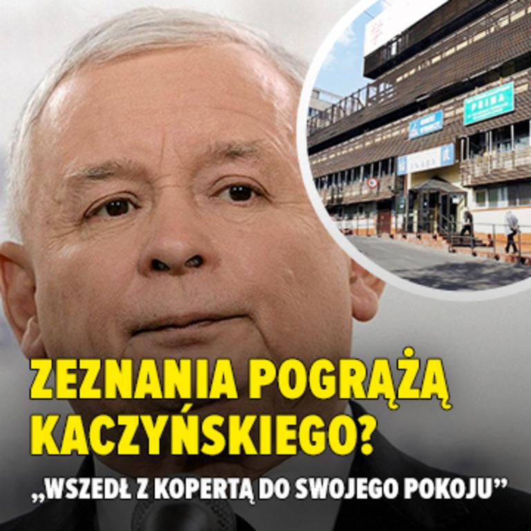Taśmy Kaczyńskiego - są nowe zeznania Birgfellnera