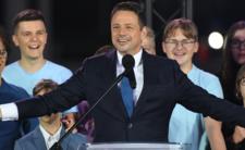 Rafa ł Trzaskowski ogłasza - wygramy