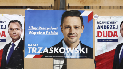 Wybory prezydenckie - kto wygra?